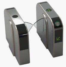 Pagar Otomatis Flap Barrier 7